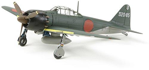 Mitsubishi Zero Fighter - Tamiya Models Mitsubishi A6M5 Zero Fighter Model Kit