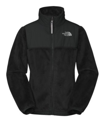 The North Face Denali Thermal Girls Jacket X-Small TNF Black by The North Face (Image #1)