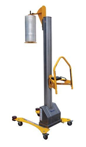 Vestil PEL-100-A-SWA Material Pallet Stretch Wrap Machine, 44.625