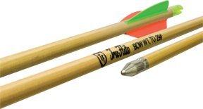 72 - Pk. Easton 26'' Cedar Arrows Vane