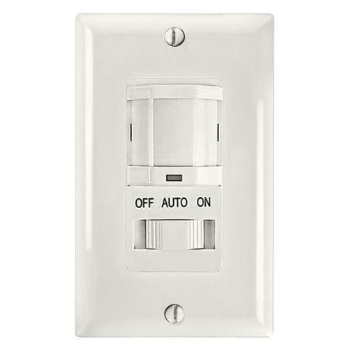 Intermatic IOS DSIF WH Decorator Incandescent Fluorescent