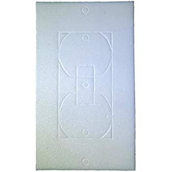 Superb Gasket Covers Electrical Outlet And Light Switch Plate Draft Stopper Wiring Database Obenzyuccorg