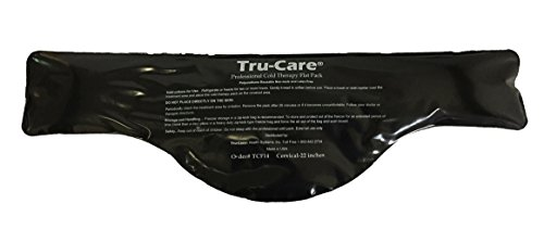 - Tru-Care Ice Pack for Injuries & Pain Relief for Neck Shoulder or Back are Latex Free