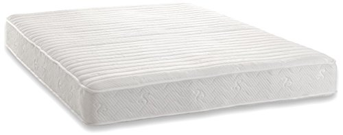Signature Sleep Contour 8 Inch Reversible Independently Encased Coil Mattress with CertiPUR-US certified foam, King