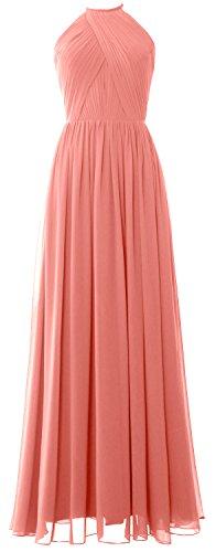 Formal Dress Zartrosa Gown Evening Halter Party Wedding MACloth Bridesmaid Women Long f0PqYSYv