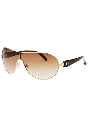 GUESS Women's GUF212GLD-34GU0212FH73 Sunglasses