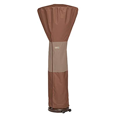 """Duck Covers Ultimate Stand-Up Patio Heater Cover 22"""" Dia"""