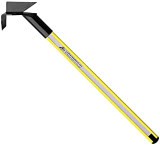 product image for Leatherhead Tools Pike Pole, Dog Bone, Yellow Fiberglass - DBY-10DH-B