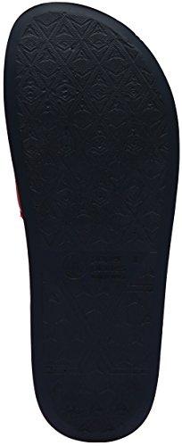 Paperplanes-1357-9 Unisex Dagelijkse Comfort Casual Slippers Schoenen Marine Rood Grijs
