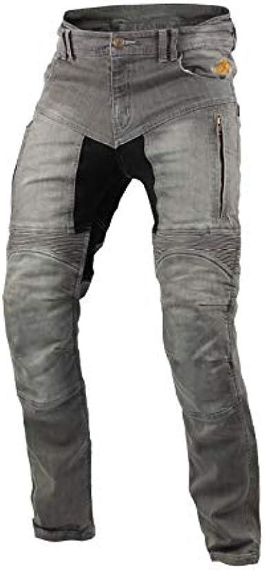 Trilobite 661 Parado Pantalones Pantalones Kevlar Pantalones Vaqueros De Motocicleta Parado Articulos De Proteccion Hombre Amazon Es Coche Y Moto
