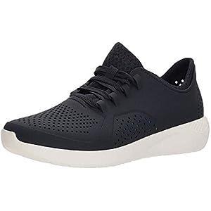 CLYMB Super Flexi Navy Blue Rubber Sneaker for Men's