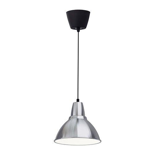 IKEA FOTO - Lámpara de techo de aluminio, 25 cm, A++: Amazon ...