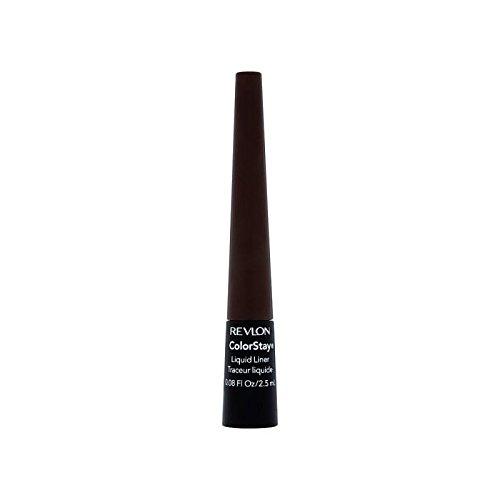 レブロン液体ライナー最も黒い黒2 x4 - Revlon Colorstay Liquid Liner Blackest Black 2 (Pack of 4) [並行輸入品] B072L42YB6