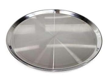 Supreminox extremos redondos Oval bandeja, acero inoxidable, plata, 30 x 40 x 30 cm: Amazon.es: Hogar