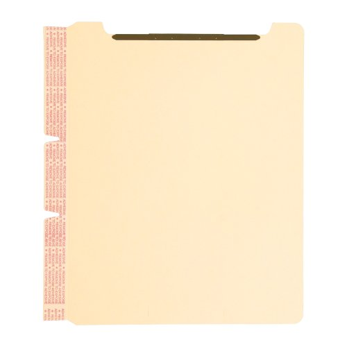 Smead Self-Adhesive Folder Divider, 1