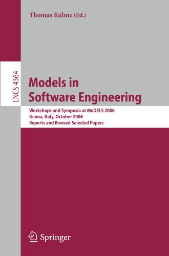 Models in Software Engineering: Workshops and Symposia at MoDELS 2006, Genoa, Italy, October 1-6, 2006, Reports and Revi