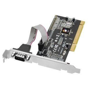 Dp 1-PORT RS232 Serial Pci with 16550 Uart by SIIG