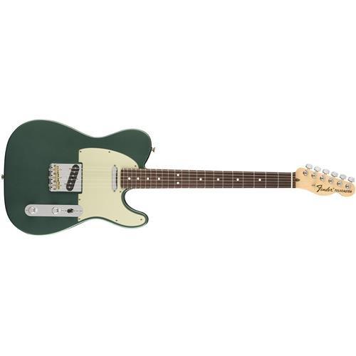 Fender American Special Telecaster Electric Guitar (Sherwood Green, Rosewood Fingerboard)