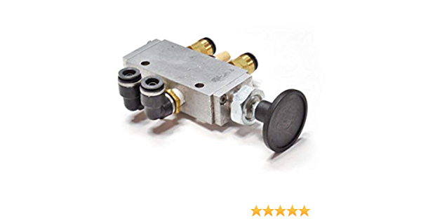 Acier inoxydable extracteur Valve insufflation Valve insufflation abluft Assiette Valve /Ø 125/mm//5/inch dm125i