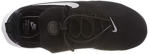 Compétition WMNS Nike Femme Silver Fly Metallic de white Black Running Presto 011 Chaussures Noir wYACAxqHp