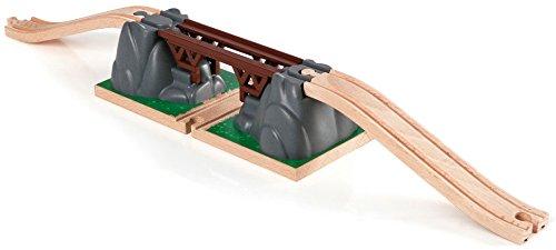 Review BRIO Collapsing Bridge