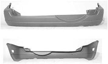 New HO1100271 Rear Bumper Cover for Honda Element 2003-2005