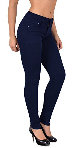 Tailles J403 tex Femmes Haute Typ Skinny Taille High bleu by Jeans Femme Pantalon j403 Grandes SkinnyJeans ESRA Jean Waist Zwx8dq6