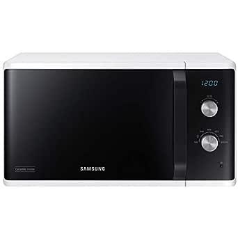 Microondas monofondas Samsung MS 23 K 3614 AW: Amazon.es ...