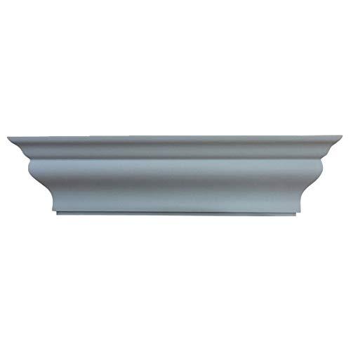 (ABS Plastic Fashion Gray Wall Mount M-Fold Paper Towel Dispenser)
