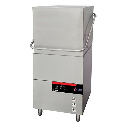 OMCAN 45220 High-Temp Door-Lift Upright Commercial Restaurant Dishwasher ETL NSF