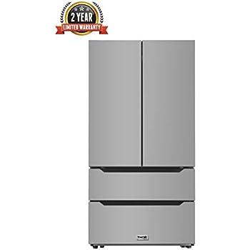 Amazon.com: Thor Kitchen - Refrigerador de acero inoxidable ...