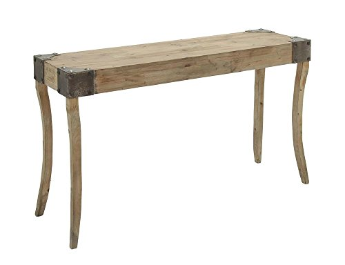 Queen Anne Console Table - 3