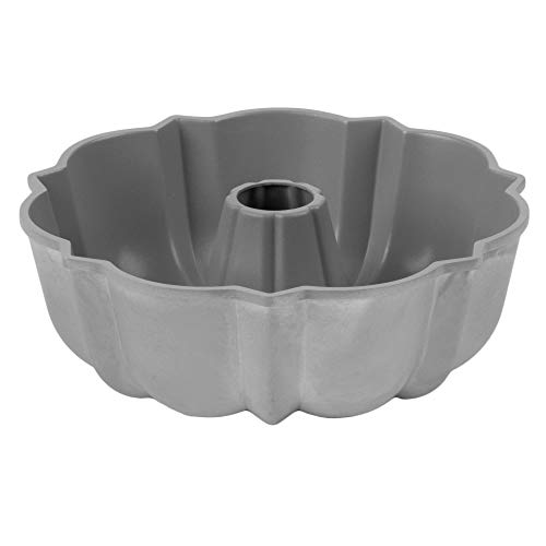 Non-Stick 8 1/4 inch Bundt Cake Pan 6 Cup By TableTop King