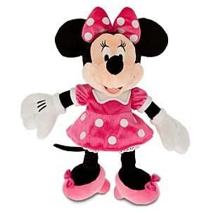 Disney store minnie mouse plush 16 hot pink mickey mouse clubhouse doll toys games - Disney store mickey mouse ...