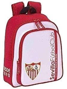 Safta Mochila Sevilla FC Oficial Mochila Infantil 280x100x340mm