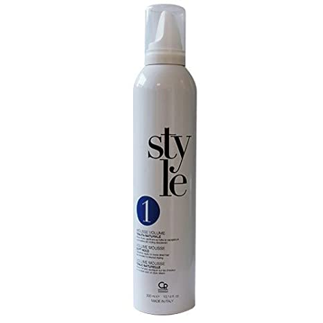 Style–Mousse cheveux Styling–300ml Mousse Volume Capello Point