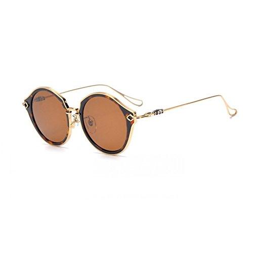 femelles Shop lunettes lunettes soleil mâles et de Deux de en soleil 6 de polarisantes soleil métal Lunettes soleil exquises Lunettes de PPpqA