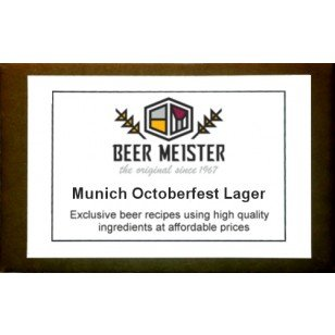 Munich Octoberfest Lager, Beer Extract Kits-Lager 5 Gallon ()