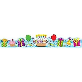 Amazon.com: Carson Dellosa coronas de cumpleaños ...