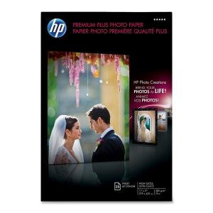(HP Premium Plus Photo Paper - Tabloid - 11