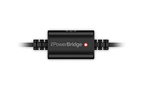 IK Multimedia iRig Powerbridge (Lightning) power supply and conditioner for iPhone & iPad and iRig digital interfaces