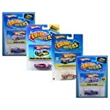 Hot Wheels Colour Shifters 4 Fahrzeuge