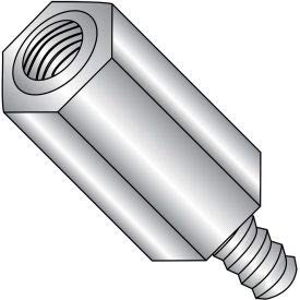 8-32X13/16 Three Eighths Hex Male Female Standoff Stainless Steel, Pkg of 100 (371308HM303)