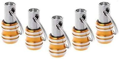 ソケットホルダー 5個セット インパクト ドライバー ビット ワンタッチ アダプター ビットホルダ 軽量 六角軸 先端工具