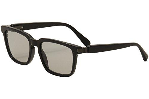Sunglasses Brioni BR0002S BR 0002 2S S 2 001 BLACK / GREY / - Brioni Sunglasses