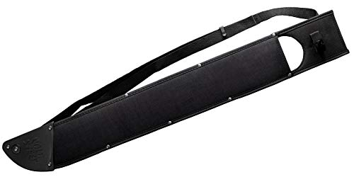 Cold Steel All Purpose Tactical Machete with Sheath, Great for Clearing Brush, Survival, Camping and Outdoor Activities