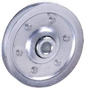 Garage Door 4 Inch Sheave Pulley with Stud