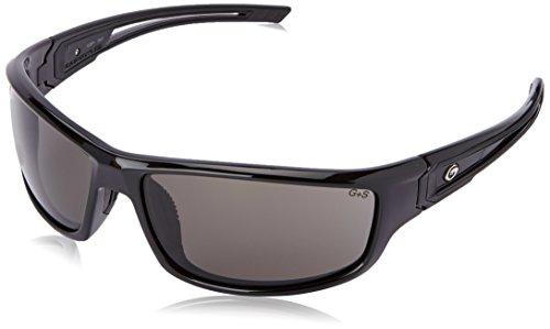 - Gargoyles Men's Squall Wrap Sunglasses,Black,68 mm