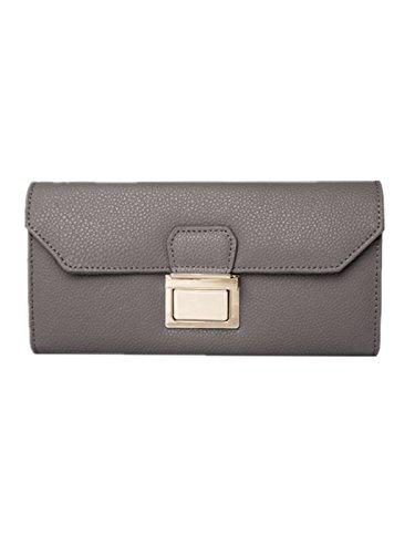 Clvs , Portafogli  grigio Grey