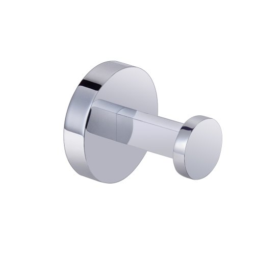 KES BRASS Shower Hook Single Wall